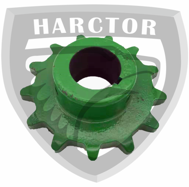 John Deere Combine Harvester Feeder House Elevator Chain Sprocket H159615